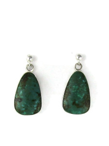 Chinese Turquoise Earrings (ER5952)