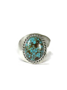 Number 8 Turquoise Ring Size 12 (RG6058)