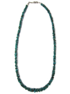 """Campitos Turquoise Bead Necklace 20"""" (NK4979)"""