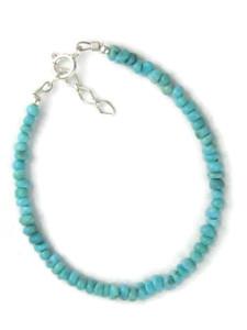 Campitos Turquoise Bead Bracelet (BR6641)