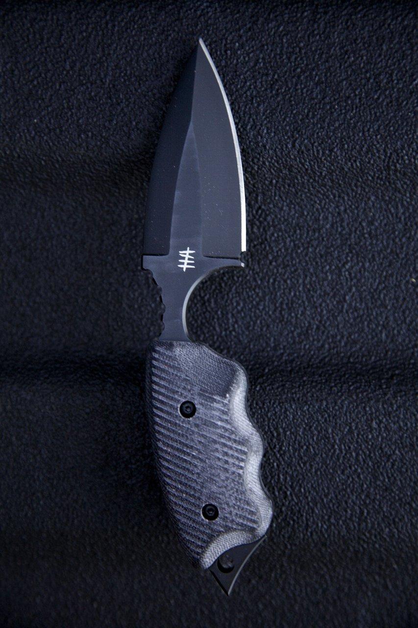 LFK-05 Backup Knife - Black