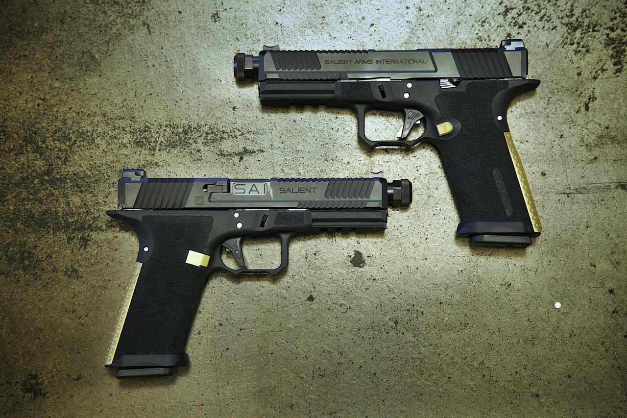Salient Arms BLU Standard