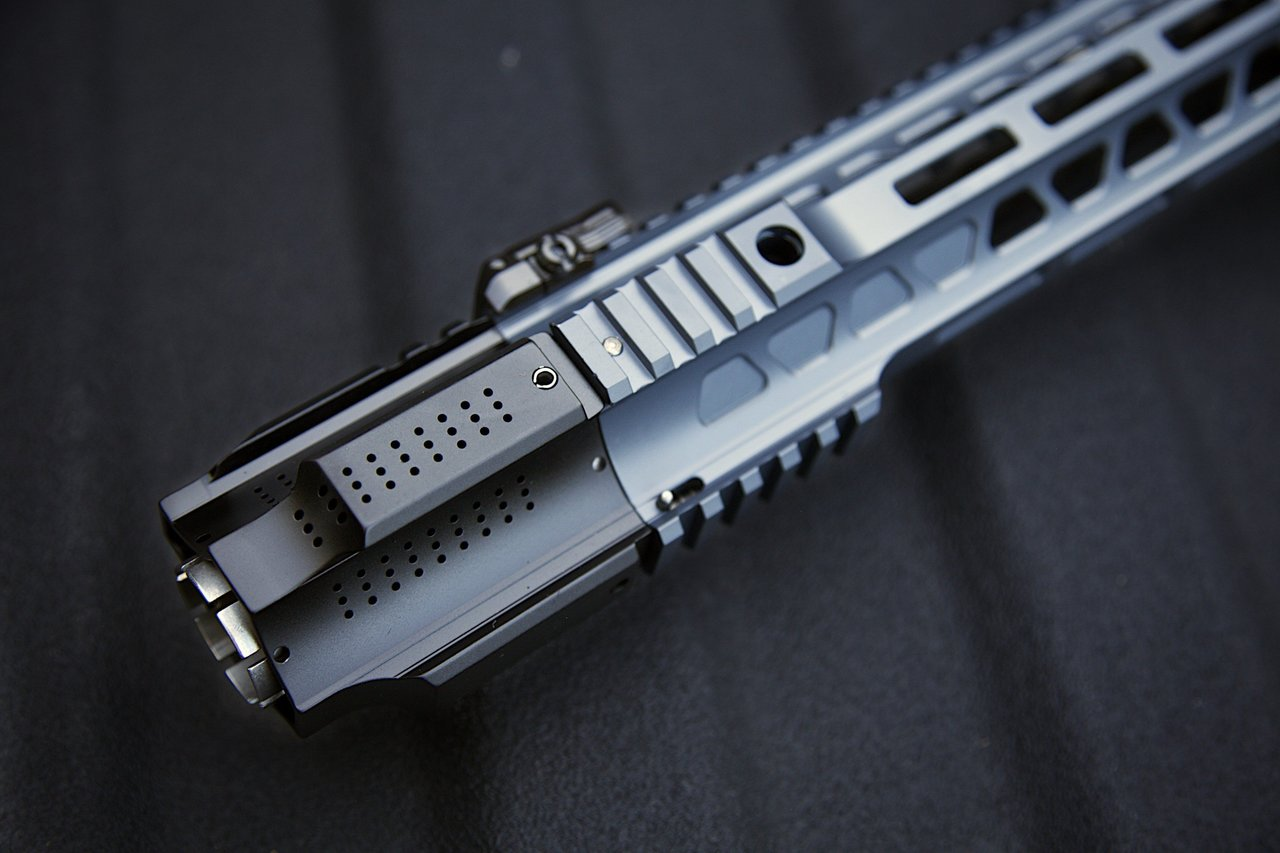 Salient Arms GRY SBR