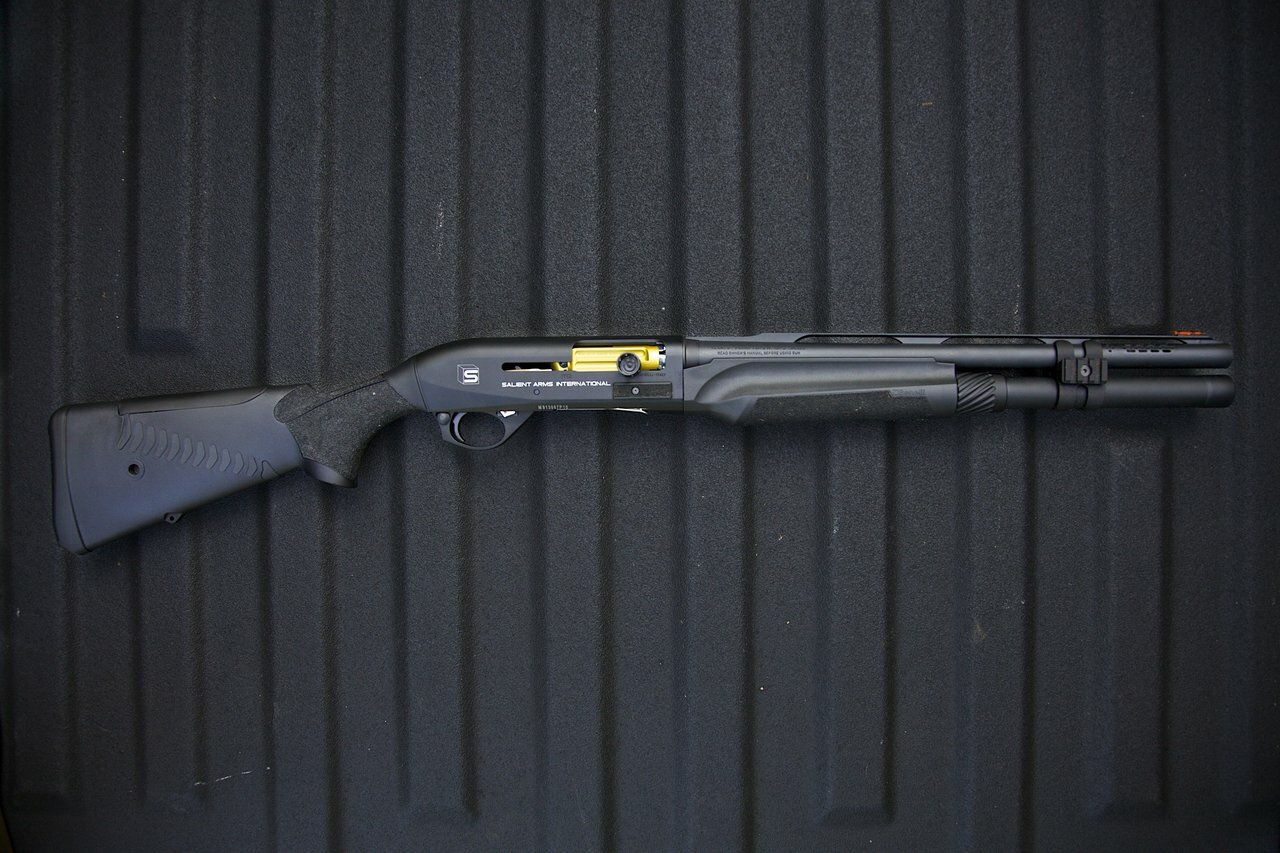 "Salient Arms Benelli M2 18.5"" w/ S-Porting"