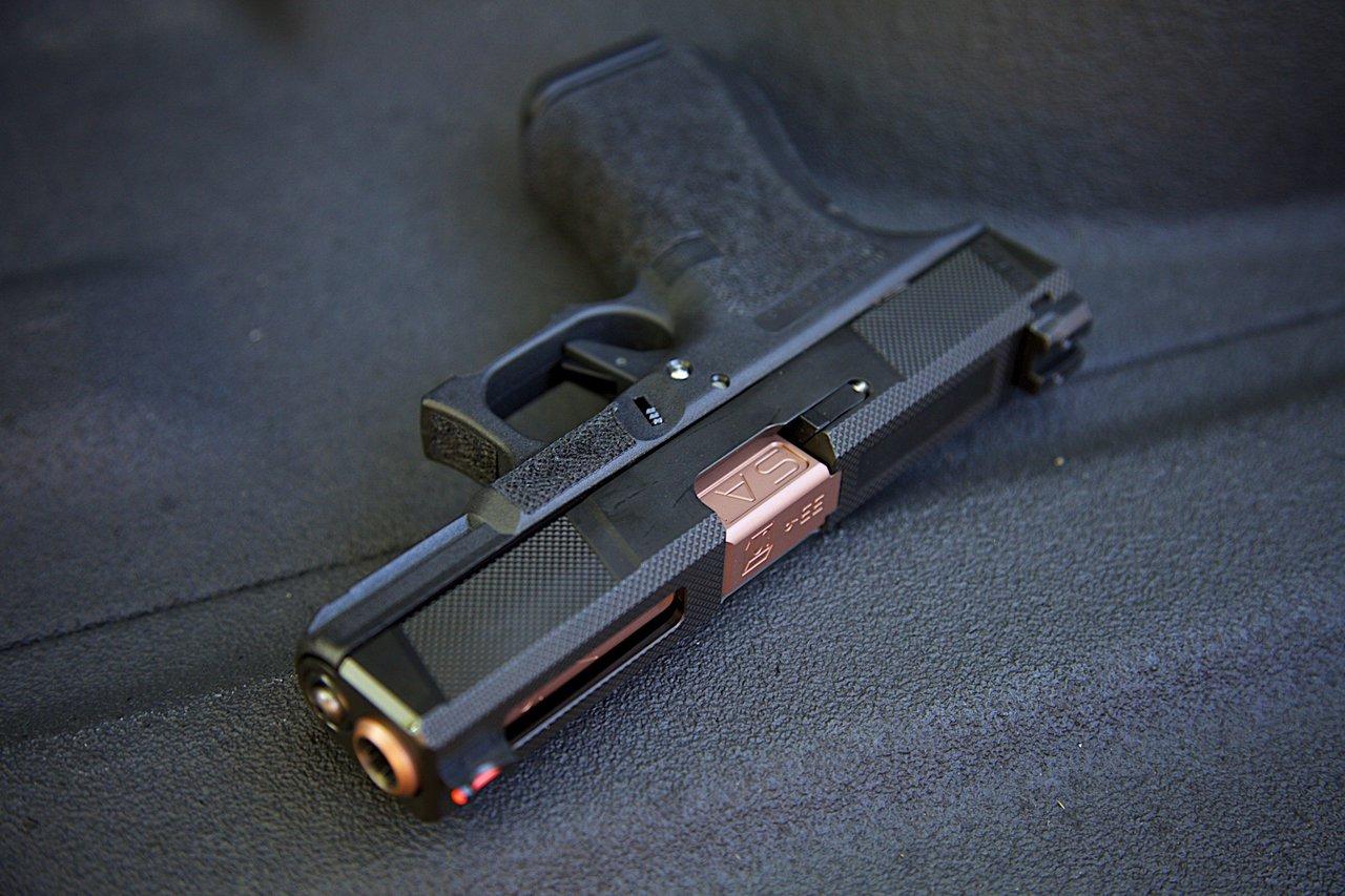 Salient Arms G19 UTILITY Black