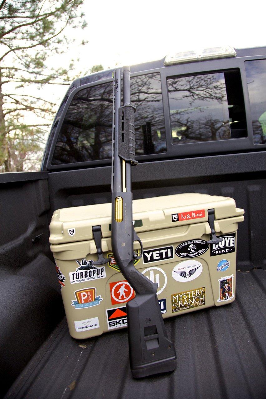 Salient Arms Remington 870 Tactical Package