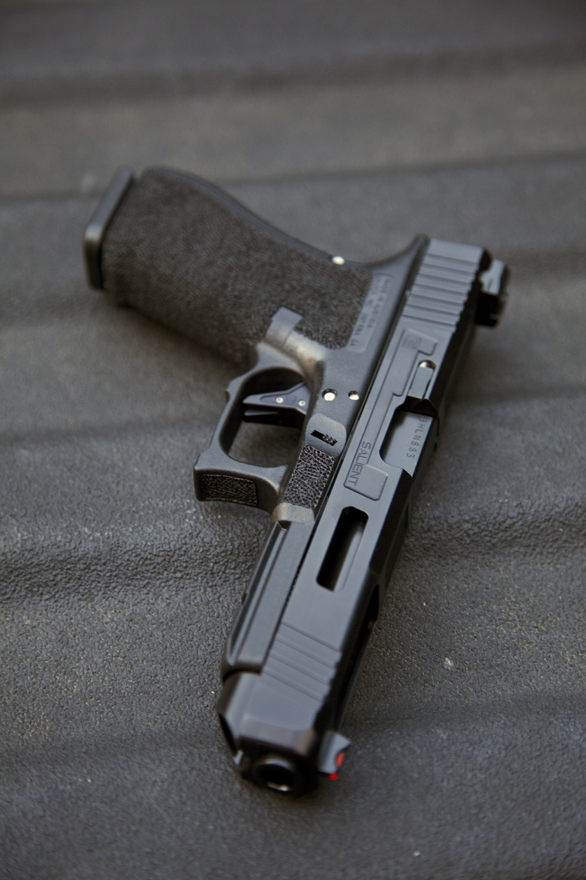 Salient Arms G34 Tier 1 Black Nitride