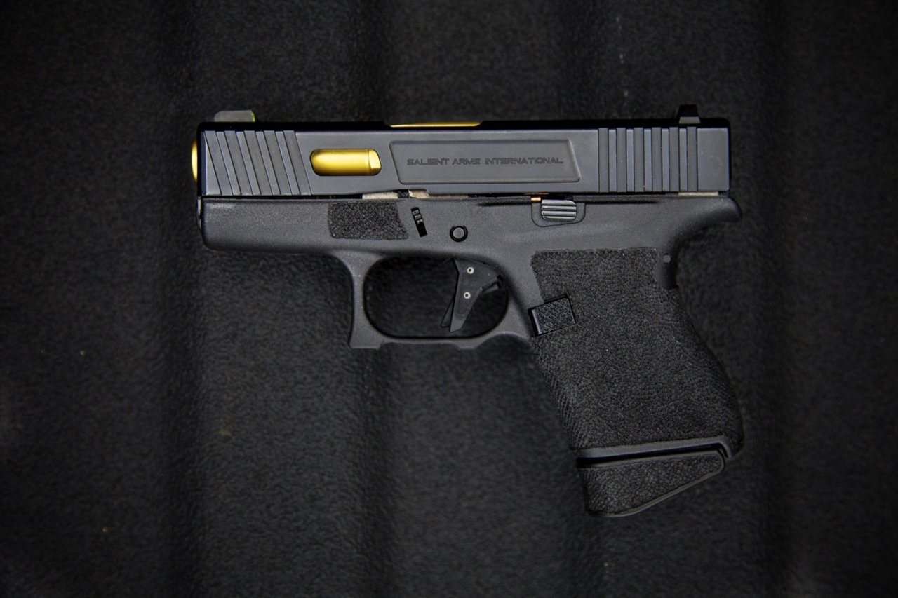 Salient Arms G43 Tier 1