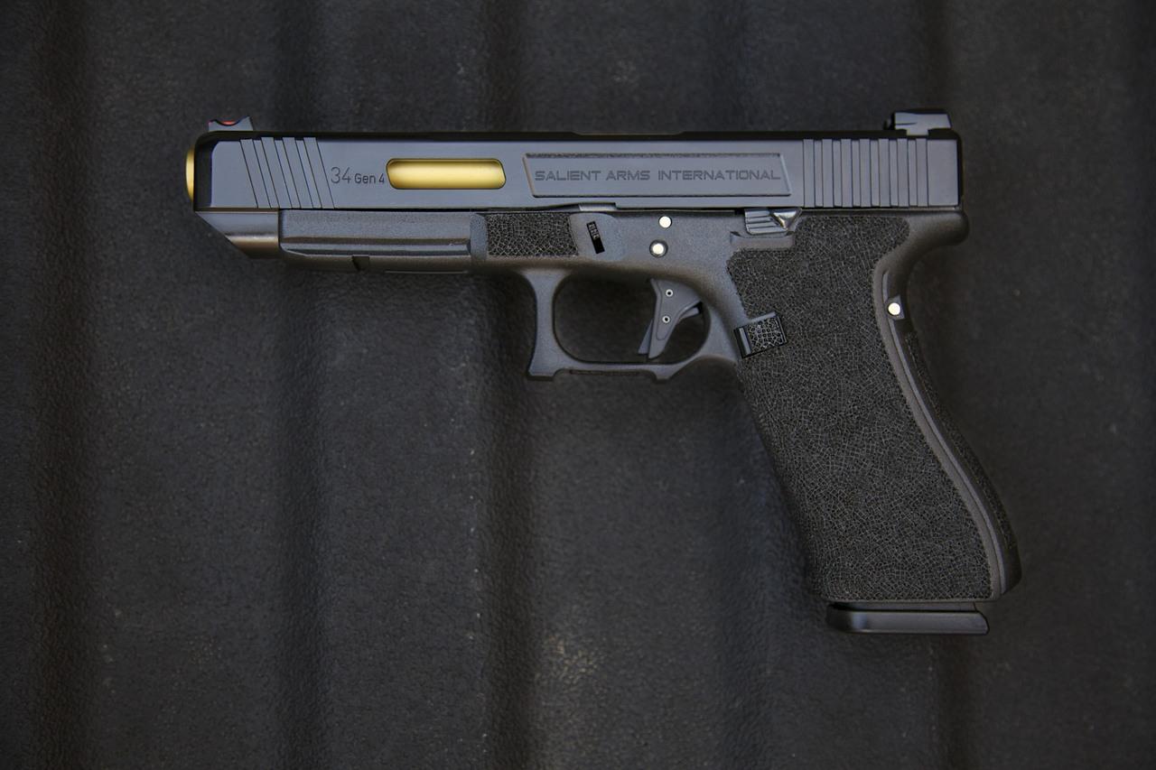 Salient Arms G34 Tier 1 TiN