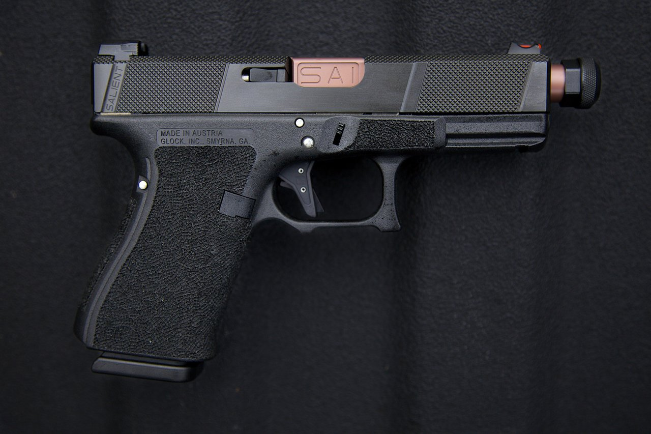 Salient Arms G19 Utility w/ Threaded Barrel