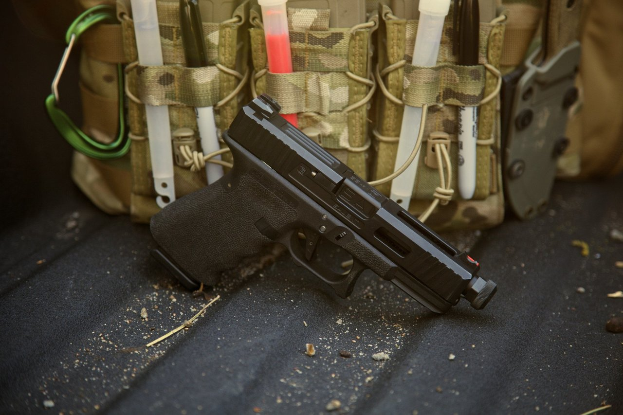Salient Arms G19 Tier 1 Black Nitride Barrel