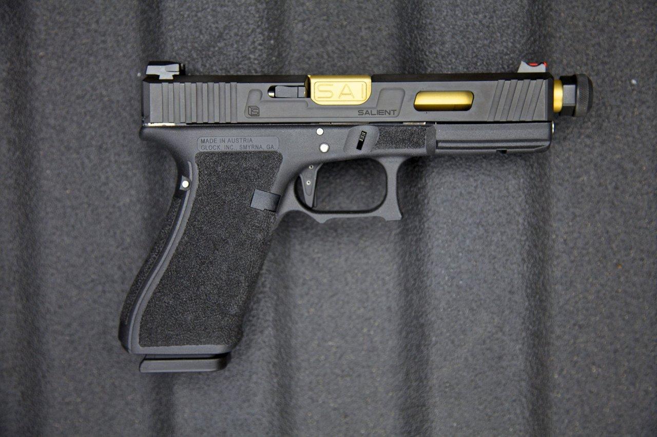 Salient Arms Glock 17 Tier 1
