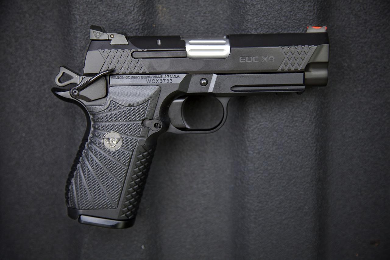 Wilson Combat EDC X9 Black