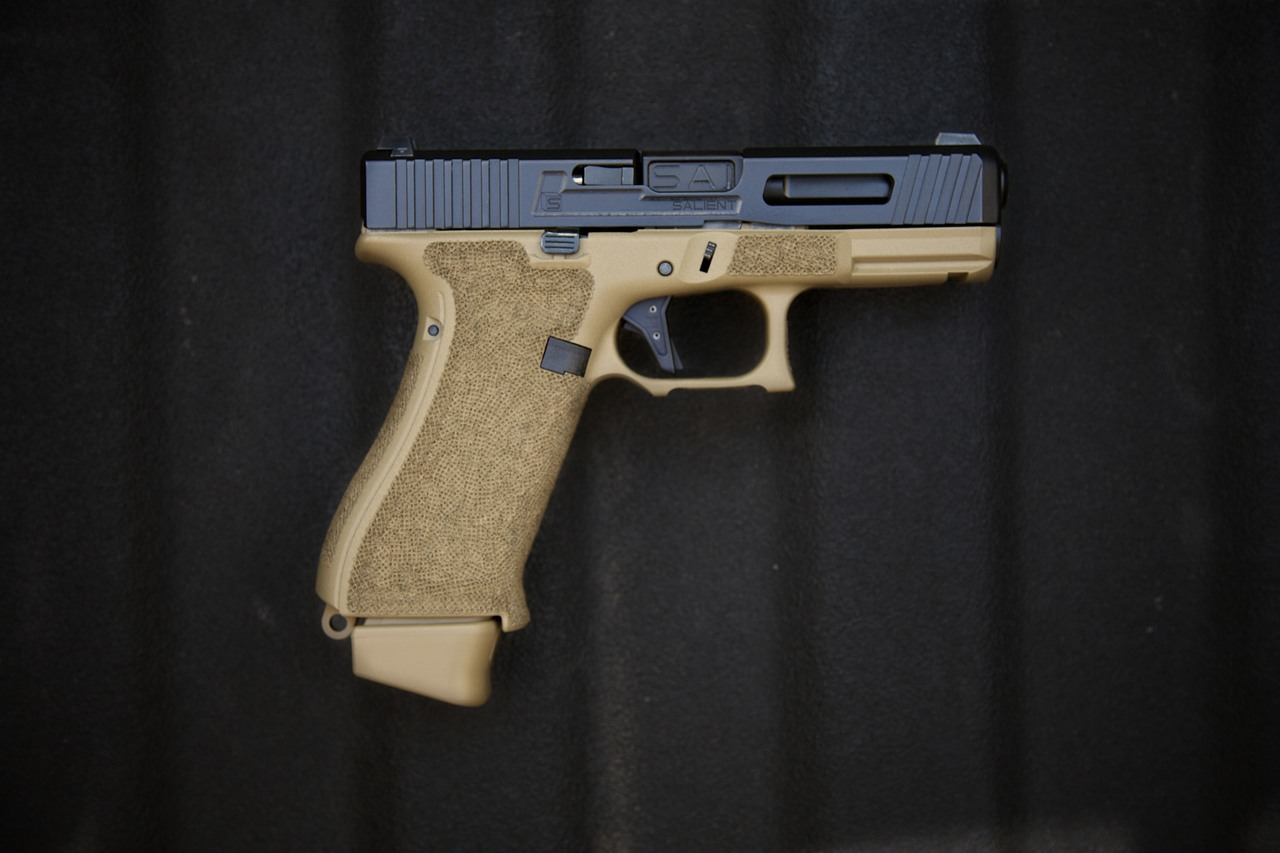 Salient Arms G19X Tier One