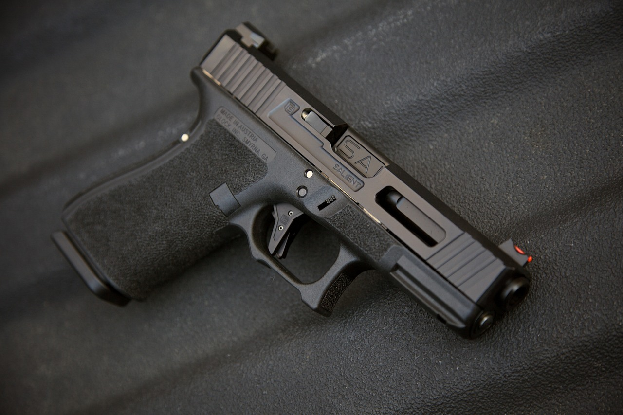 Salient Arms G19 Tier One Black Non-Threaded Barrel