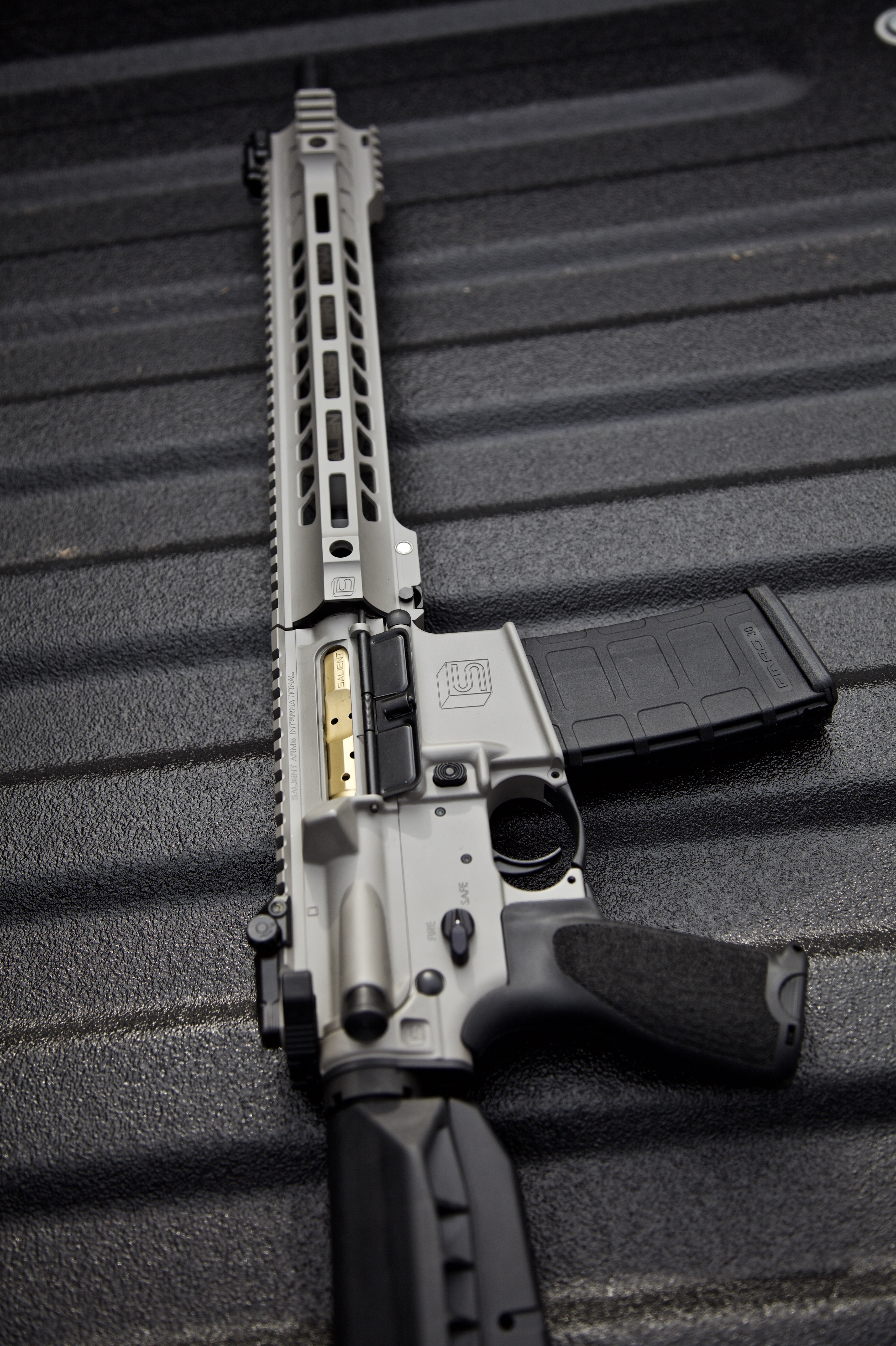 Salient Arms GRY LITE Gray