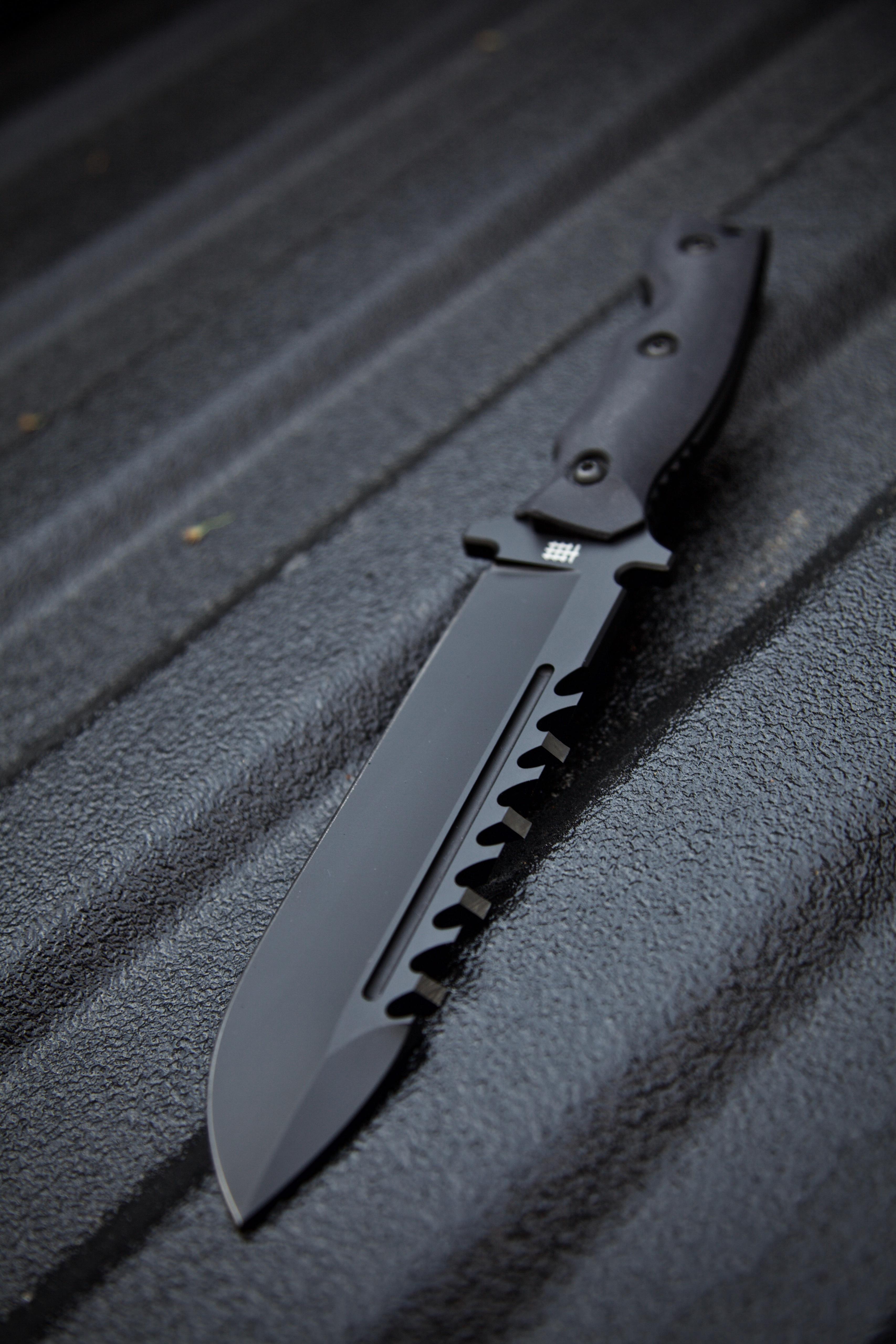 LSK-01 Large Survival Knife