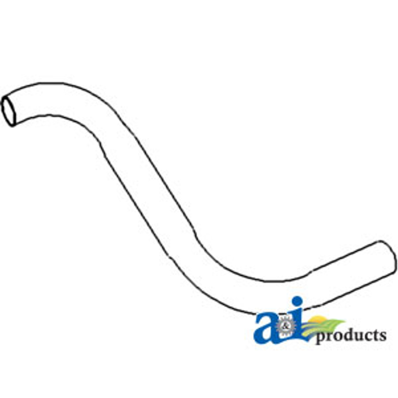 Business Industrial Tractor Parts 9n18215c New Ford Tractor 2n 8n 9n Chrome Air Cleaner Pipe Tube 86602649