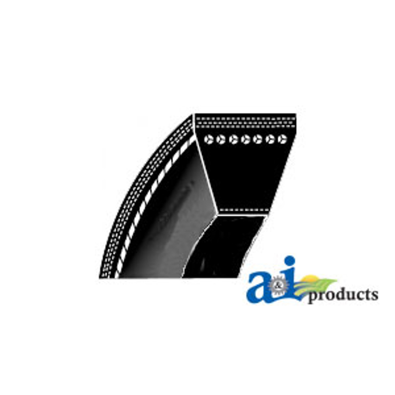 CASE IH 387920R1 Replacement Belt