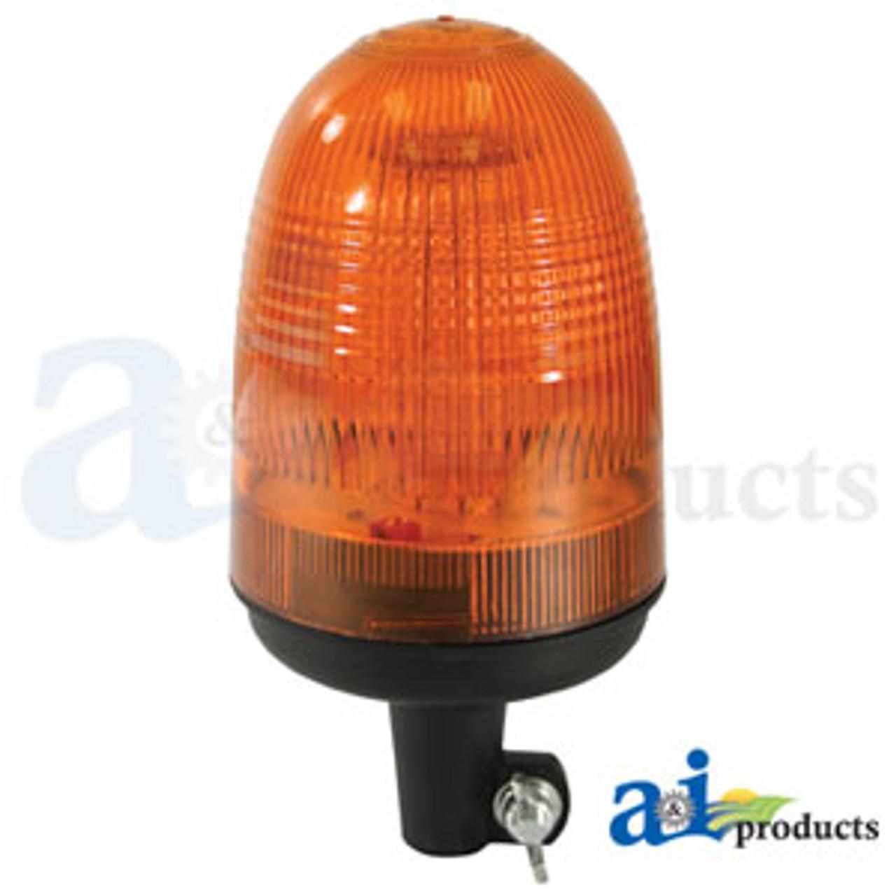 Flexible LED Flashing Beacon Case IH Fendt JCB McCormick Deutz Tractor