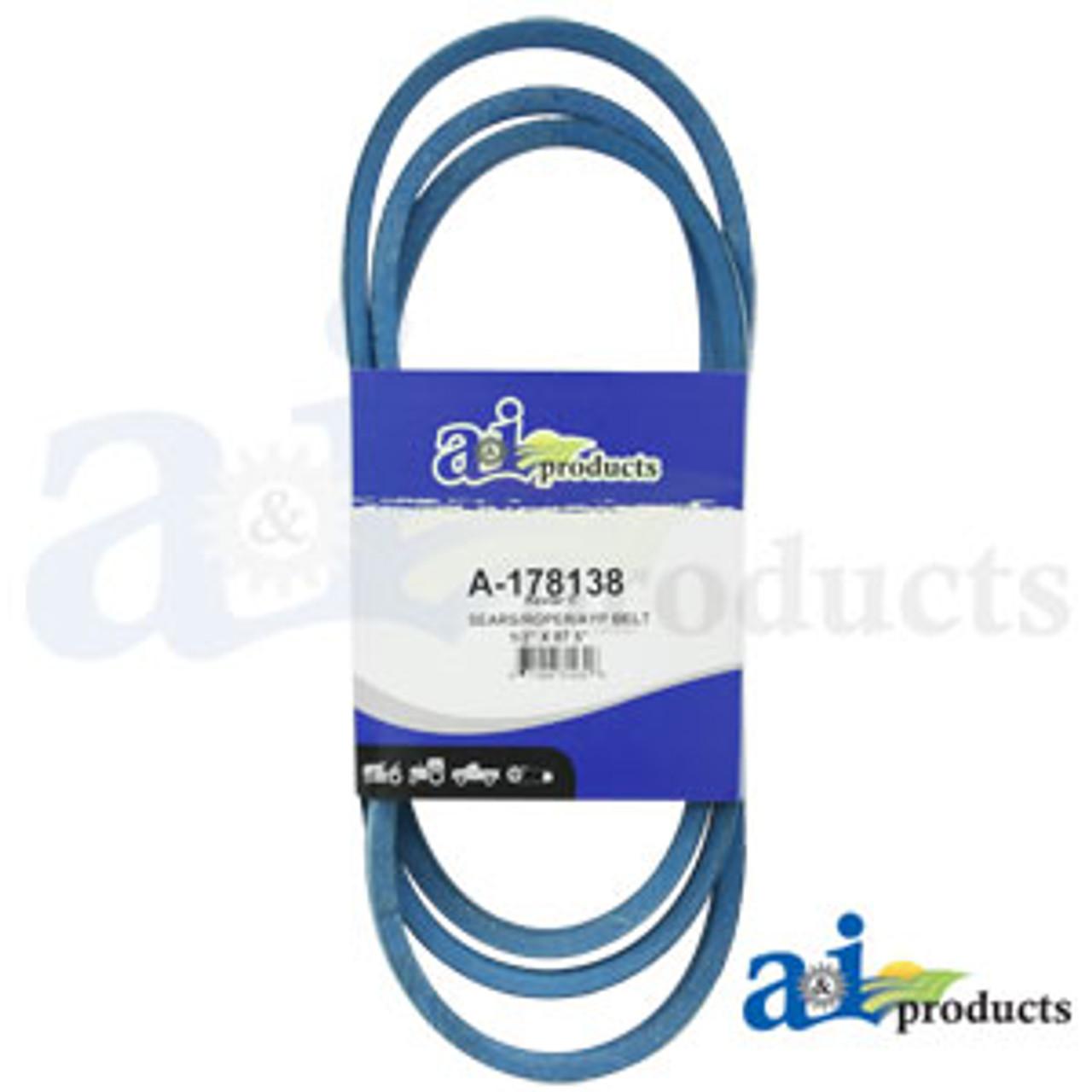 178138 Oregon Hydro Transmission Belt for AYP 532178138