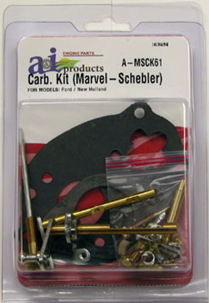Carburetor Kit, Complete A-MSCK61
