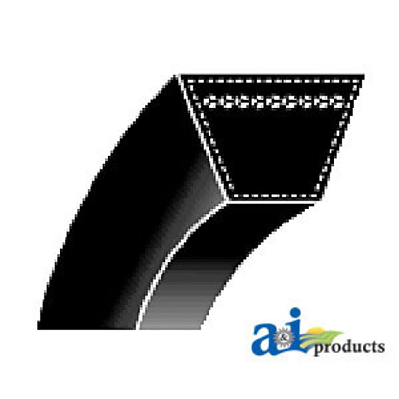 "5//8/"" x 94/"" V-Belt For Lawn 5L940 B91 Farm And Industrial Applications"