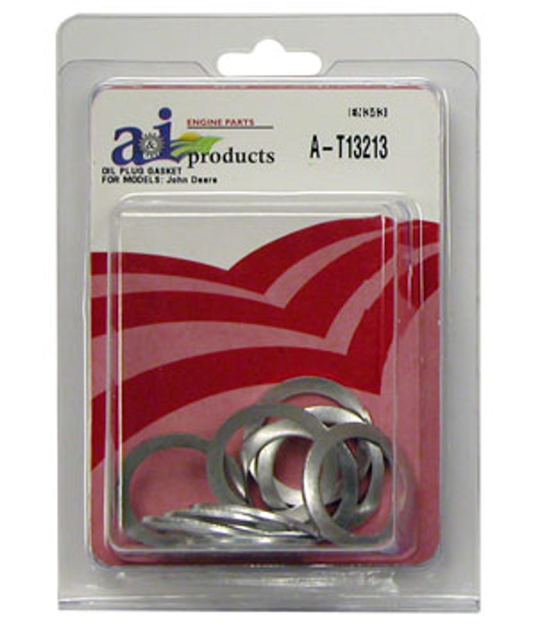 A-8N6734 A/&I Oil Pan Drain Plug Gasket