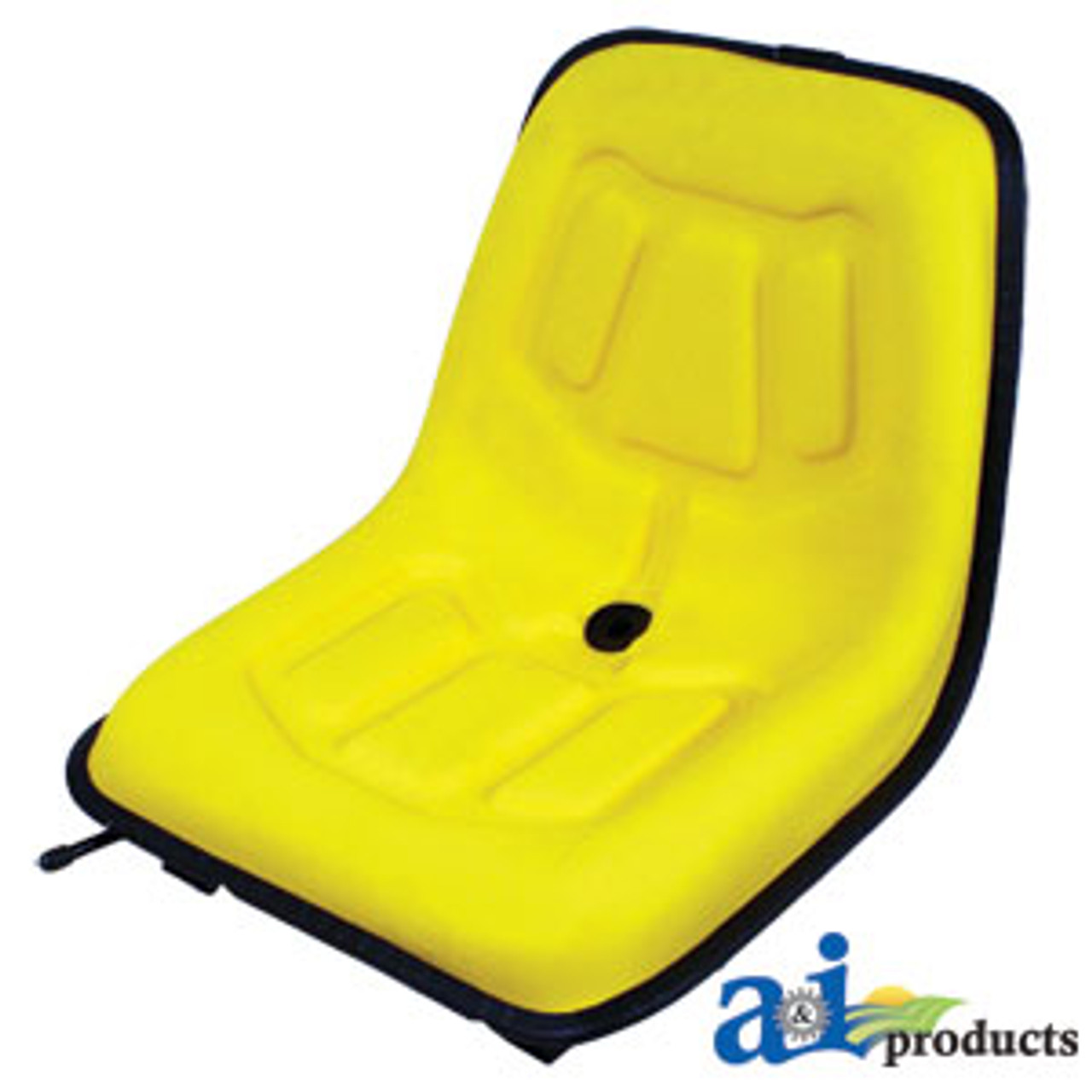 LGS100BL Universal Seat w// Slide for Ford-New Holland Tractor-Massey Ferguson