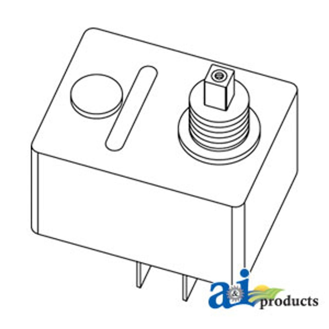 Switch, Flasher Control A-AR64422 on
