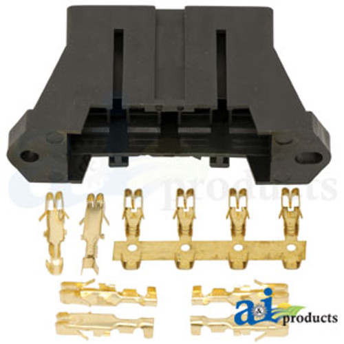 harness kit, 4 fuse block holder a-am108846