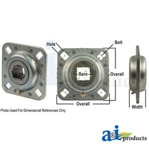 A-FD209RK-I-Bearing, Flanged Disc