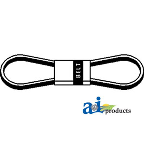 US AIR COMPRESSOR DA4L650 Replacement Belt