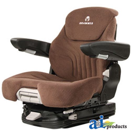 A-MSG65BLV-Grammer Seat, BLK VINYL A-MSG65BLV