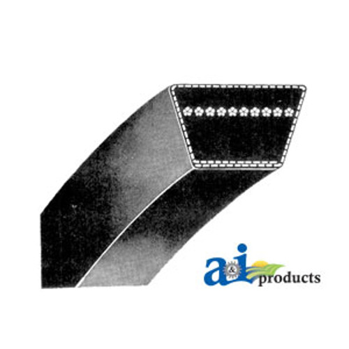 Grasshopper Super Heavy Duty Kevlar Aramid All Purpose V-Belt 5L900 5//8 x 90 383000