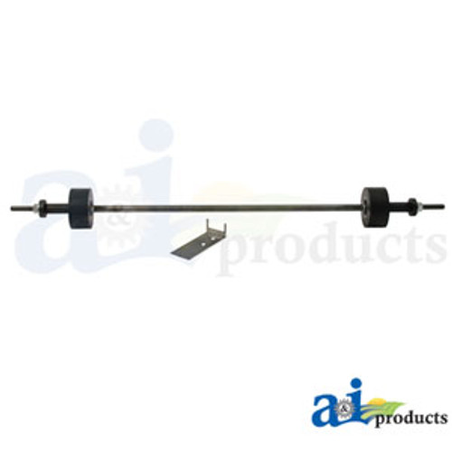 10X Nylon Plastic Carbon Steel Pulley Wheels Roller Groove`Bearings5x21.5x7mmGNC