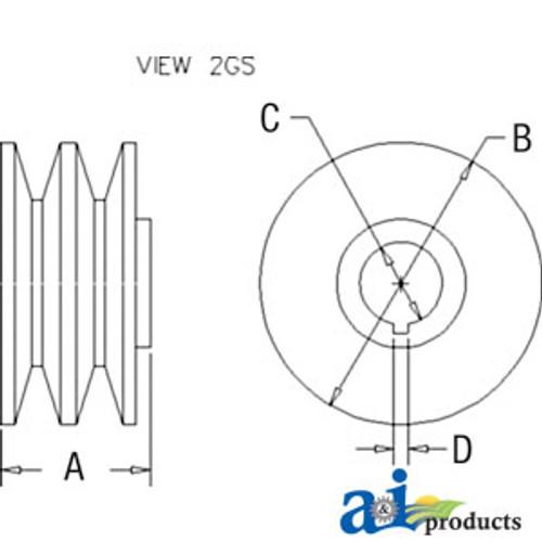 A-B1SC88-PTO Switch A-B1SC88 on