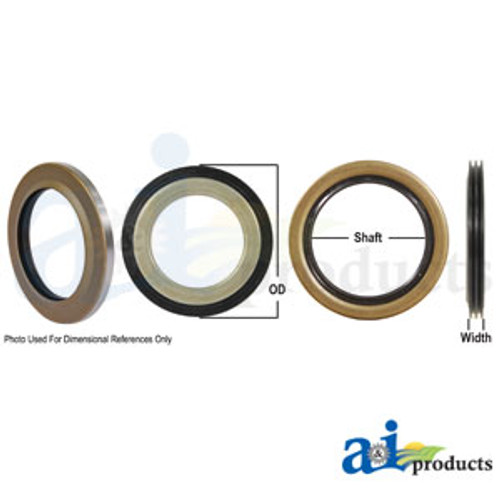 Details about  /A/&I Prod Replaces A-CKPN485A SEAL KIT HYDRAULIC