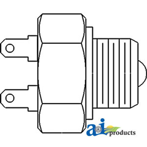 A-R99556-Pin, Neutral Start Switch A-R99556 on
