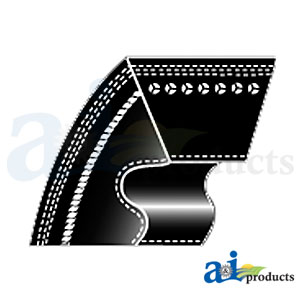 FACTORY NEW! Cogged 1//2 X 41 SAME DAY SHIPPING AX39 V-Belt