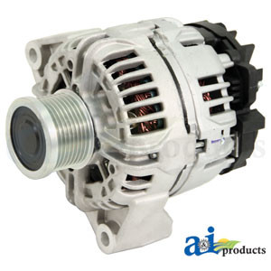A-AL166645-Alternator; IR/IF, 12V, 90 Amp, Bosch Type A-AL166645 on voltage regulator wiring diagram, renault engine diagram, to record from performance reproduction diagram, 3 wire alternator diagram,