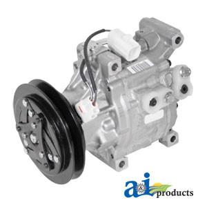 compressor w/ clutch a-6a671-97110