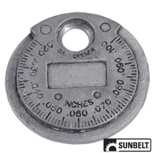 Spark Plug Gap Gauge A-B1AC554