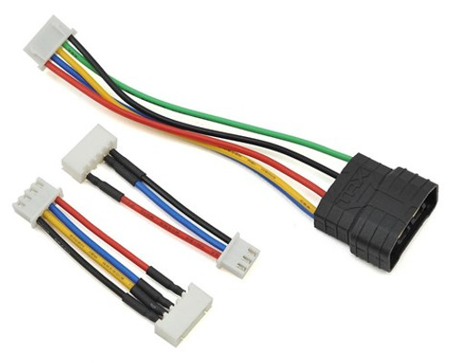 TRA3064X Traxxas Parallel Battery Wire Harness Traxxas ID