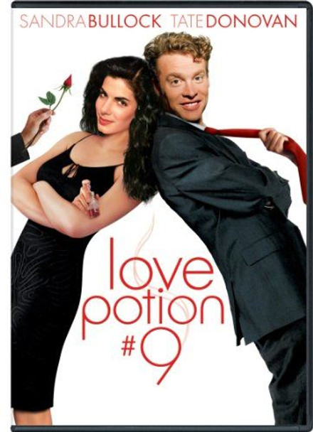 Love Potion 9 [DVD] [1992] [Region 1] [US Import] [NTSC]