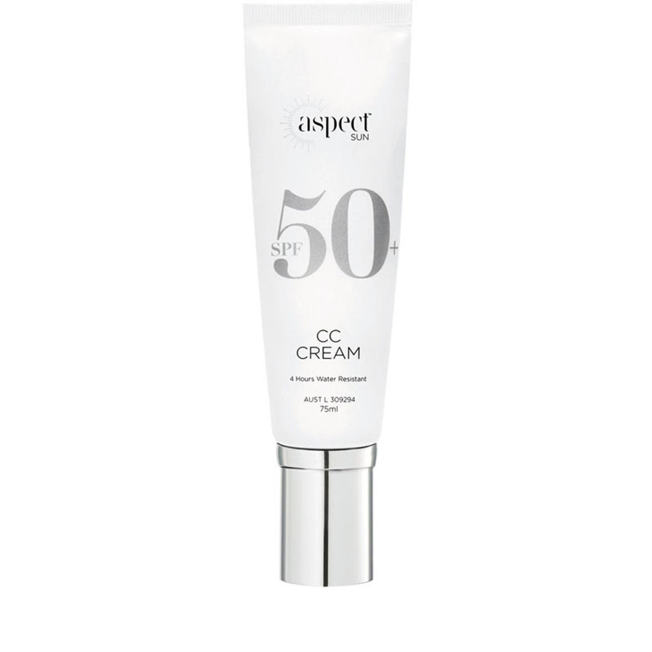 Aspect CC Cream SPF 50