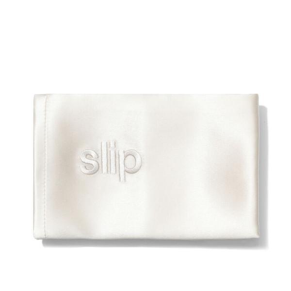 Slip Silk Pillowcase (WHITE)