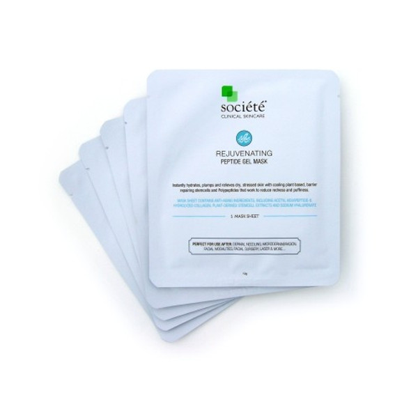 Societe Peptide Masks