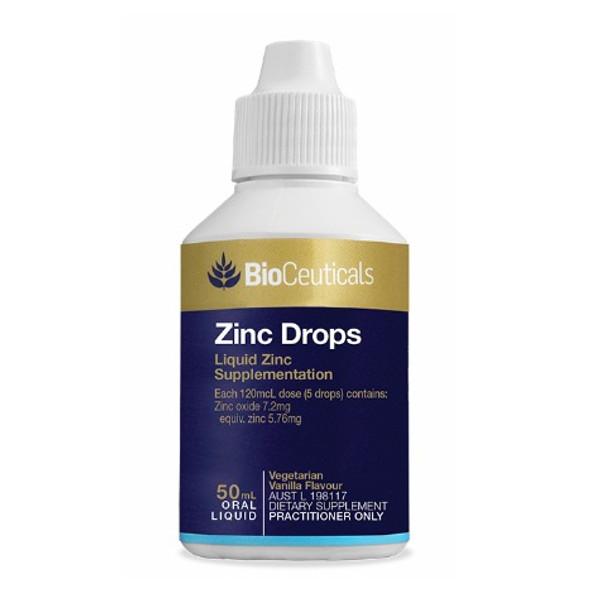 BioCeuticals Zinc Drops