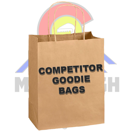 COMPETITOR GOODIE BAGS